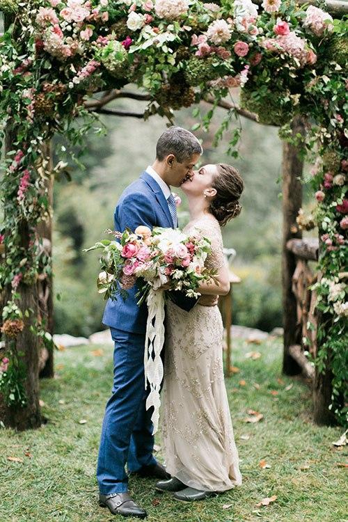2ALnpBSUXBg - Свадьба в сентябре (25 фото)