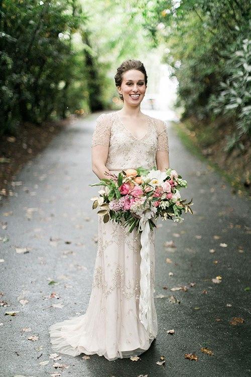 zlNkXsJXq0 - Свадьба в сентябре (25 фото)