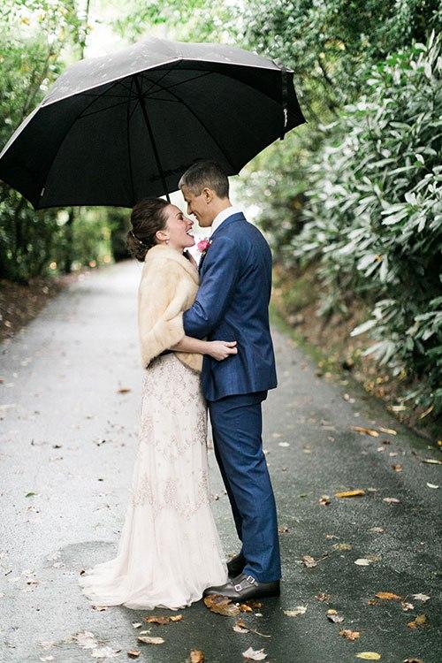 Свадьба в сентябре (25 фото)