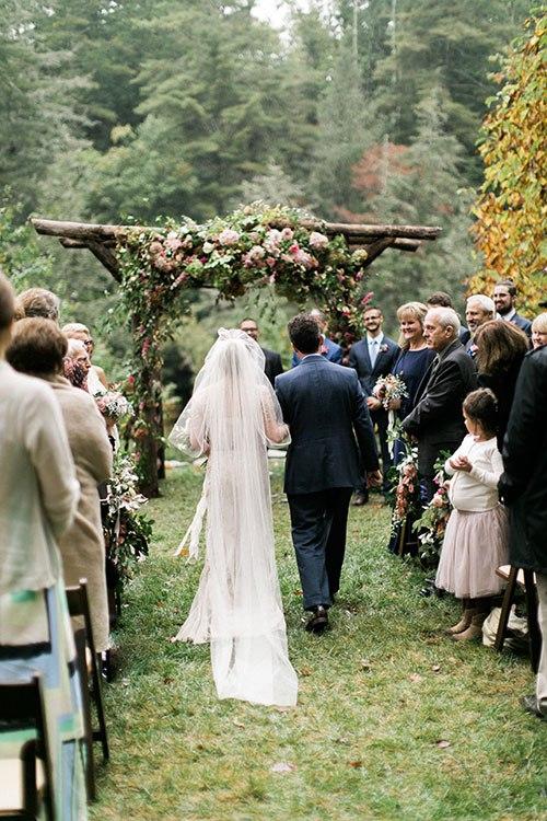 rO3H4j05jOM - Свадьба в сентябре (25 фото)