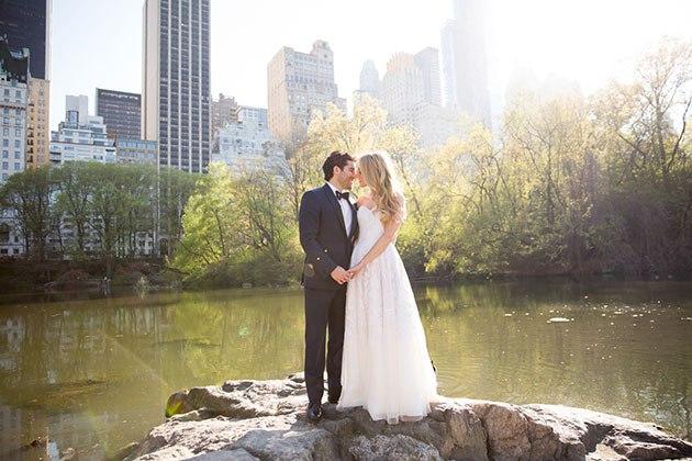 KBbiDkeANe4 - Свадьба в родном городе (27 фото)