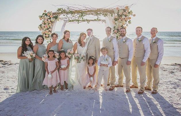 RZCGuM6OmHo - Свадьбы в ноябре (15 фото)