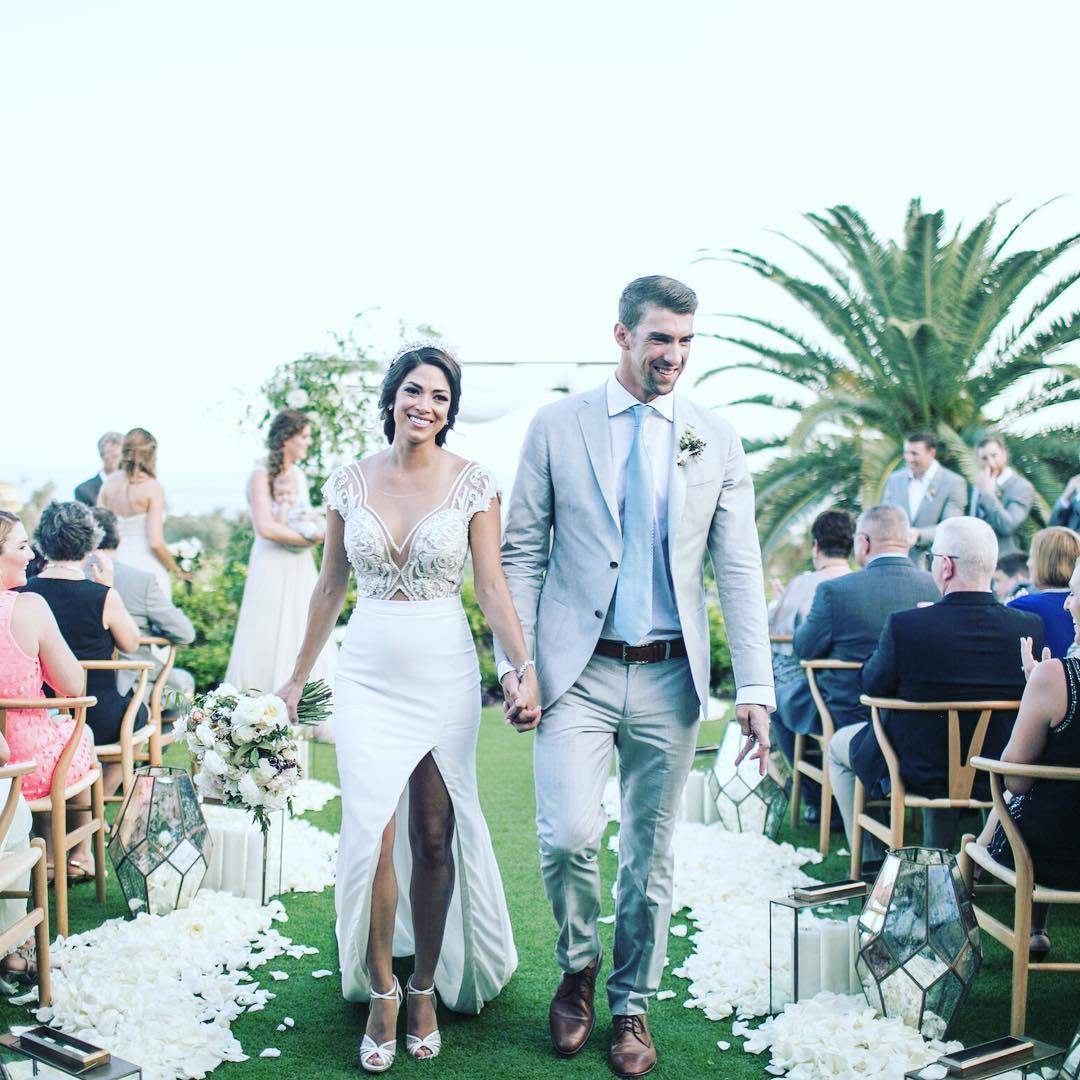 Свадьбы в ноябре (15 фото)