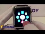Обзор смарт часов Smart Watch W8