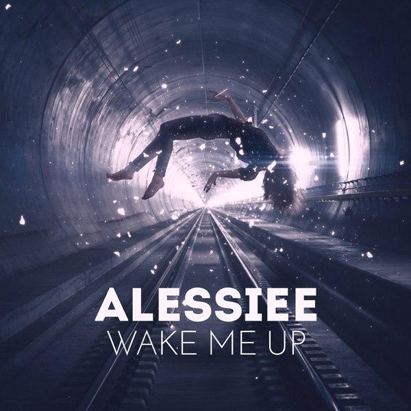 Увидел свет свежий сингл 'Wake Me Up' от московской группы Alessiee
