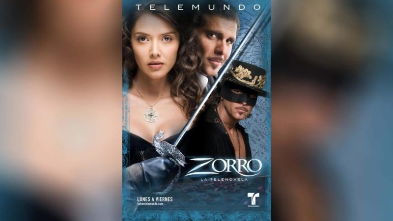 Зорро Шпага и роза (2007) | Zorro: La espada y la rosa