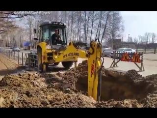 Коммунальная авария на ул. Кирова на пару часов оставила без воды крупный мкр. Геолог