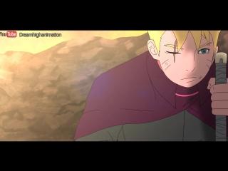 [Фан-анимация] Boruto VS Kawaki