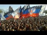 Рок концерт в Донецке 24.04.2015 1 часть