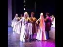 ансамбль Нартеби - танец Мипатижеба (30.11.2016)
