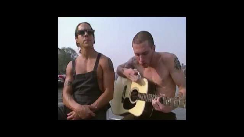 John Frusciante Anthony Kiedis - Under The Bridge LIVE Amsterdam - 1991