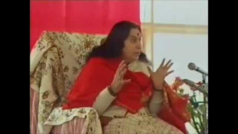 Sahaja Yoga Mother's Day Puja Talk England 1985 Shri Mataji Nirmala Devi
