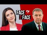 FACE 2 FACE з Тетяною Даниленко Андрй лларонов, старший науковий спвробтник н ...