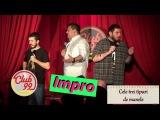 Setlist cu Costel, Bobonete si Micutzu'   Club 99   Stand-up improvizat