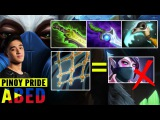 Abed Imba Meepo Dota 2 Ranked Match M-God - Best Meepo Player