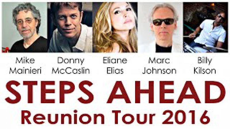 Steps Ahead Reunion Tour Heineken Jazzaldia 2016