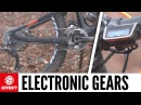 Is Electronic Shifting The Future Of MTB? Neil Checks Out Shimano Di2