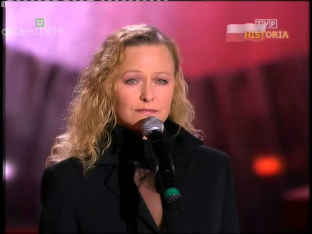 Edyta Geppert - Czerwone maki na Monte Cassino (TVP)