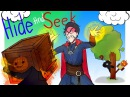Garry's mod   Hide and Seek 7 ● ДОКТОР СТРЭНДЖ ● Смешные моменты ● Gmod Монтаж
