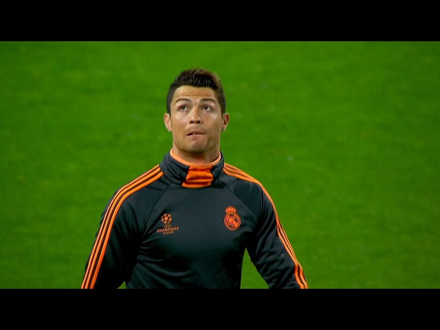 Cristiano Ronaldo Vs Schalke 04 Home HD 1080i (18/03/2014)