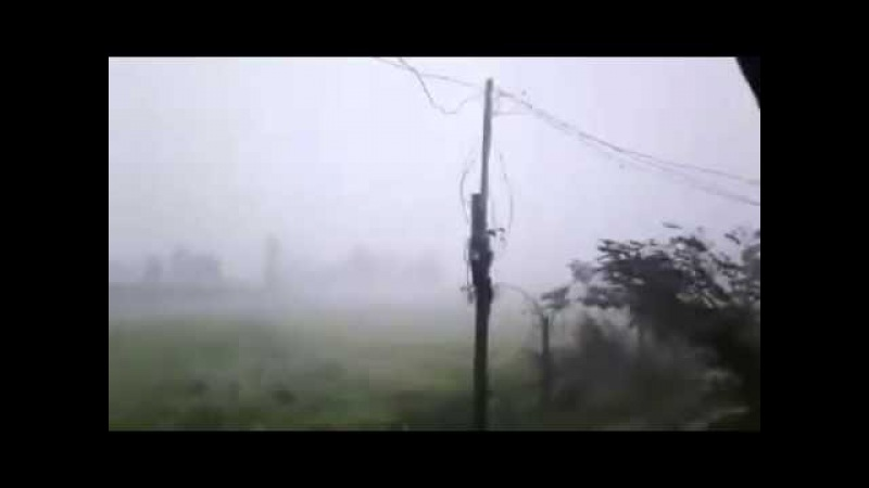 Typhoon Lawin (Haima) effects in Candon, Ilocos, Philippines | 20 10 2016