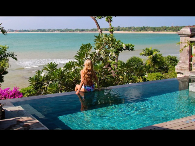 Follow Me To BALI 🌴 My Paradise Moments 🔮 at Four Seasons Bali Jimbaran Bay 🌺 Sayan in Ubud 🌴