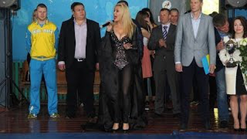 Певица без трусов на детском турнире в Нежине шокировала украинцев