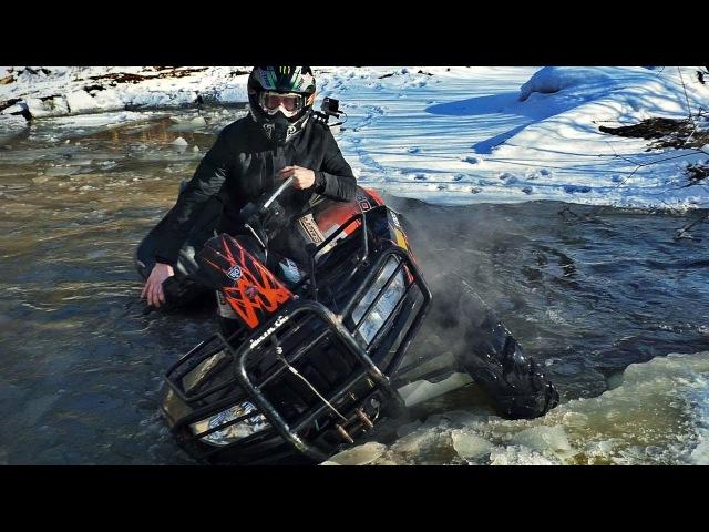 Убийца бездорожья и BRP) Arctic Cat Mud Pro 1000 обзор квадроцикла