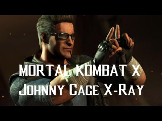 Johnny Cage X-Ray (MKX)