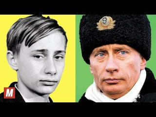 Владимир Путин | КАК ОН ИЗМЕНЯЛСЯ от 6 до 64 лет РЕДКИЕ КАДРЫ