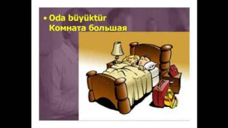 Rusça Öğrenme Özneler Örnek Cümleler