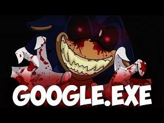 Прохождение Google.exe [В Гугл вселился Sonic.exe? O_o]