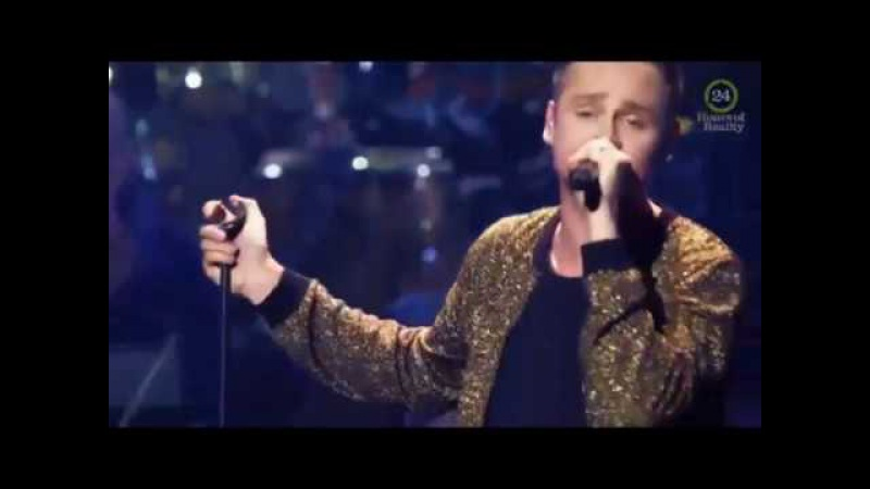 Tom Chaplin performing 'Quicksand' @ Night Of The Proms 2016
