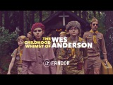 The Childhood Whimsy of Wes Anderson