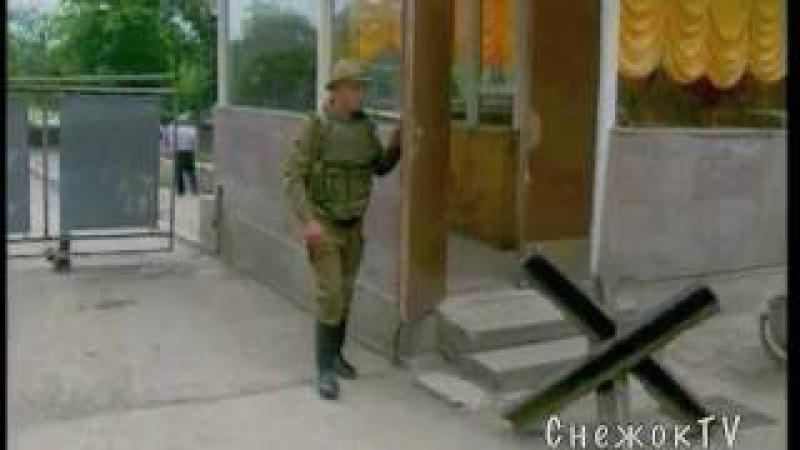 Степанакерт-1991 год. Очень, очень страшно