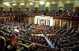 Конгресс США продлил работу правительства до апреля 2017 года