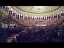 В Новосибирском театре оперы и балета. Перед спектаклем Щелкунчик