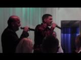 Аркадий Кобяков и Юрий Кость - А над лагерем ночь (Тюмень, 25.08.2013)