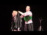 Акробатический дуэт _ Наталья Руколь, Юрий Волков (2011)