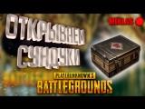 Сундуки подвезли! | Стрим открытий кейсов в PlayerUnknown's Battlegrounds