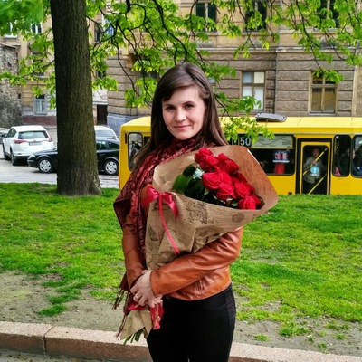 Оксанка Чернецкая