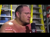 Samoa Joe intends to prove hes in WWE to hurt people_ WWE Fastlane Exclusive, M