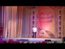 Песня А мне бы петь и танцевать. Вокалистка Центра ОБРАЗЪ Горелова Милана, Лауреат III-ей степени.