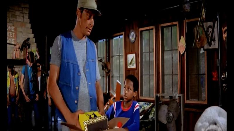 Эрнест в лагере / Эрнест едет в лагерь / Ernest Goes to Camp.1987 ( КОМЕДИЯ.Часть.2)Fps.30/16:9/HD-720.p