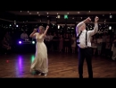 Эпичный свадебный танец невесты с отцом