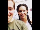 Kaitlyn &amp Fan