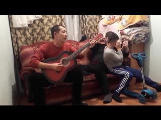 Рахман гитарист каракалпак
