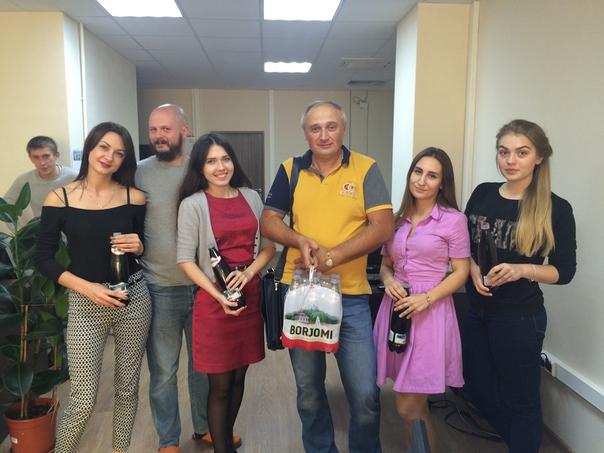 Юрий и команда «Везёт Всем»