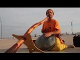 Ananda Krishna Röösli - Hang Didjeridoo - Lisbon