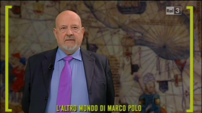 I viaggi di Marco Polo Rai Storia